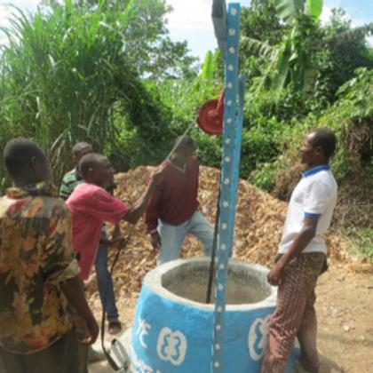 Yawkrarum - Das erste frische Wasser aus dem Brunnen !