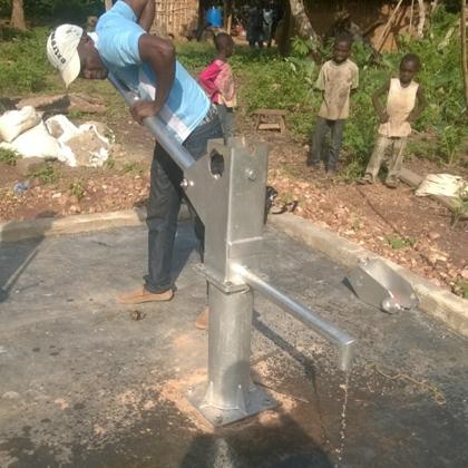 Musa Akura No.II - Das erste frische & saubere Wasser!